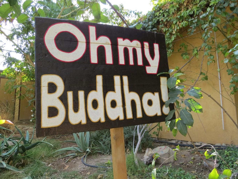 שלט או מיי בודהה