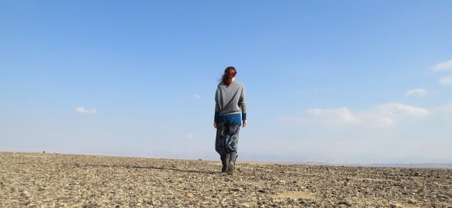 רטריט באשרם במדבר